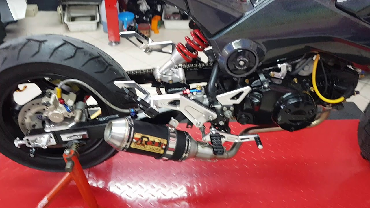 Aodonly Low month Dual Exhaust full Systems Stainless for