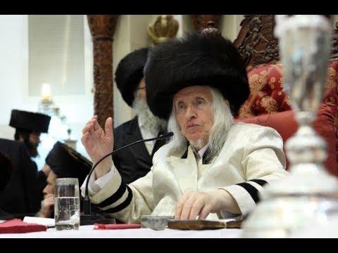 """הרב יונתן בן משה - האדמור מקאליב זצק""""ל- פעם שאלו את הרב איפה אלוקים היה בשואה ? תשמעו תשובה!"""
