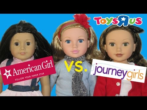 Journey Girl Doll VS American Girl Doll