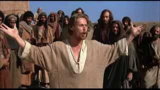 Sermon on the Mount. The Last temptation of christ. Farmer Parable.