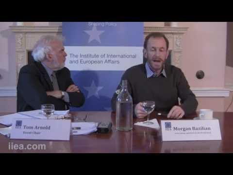 Dr. Morgan Bazilian - Power to the Poor: Geopolitics, Development and Sustainable Energy for All
