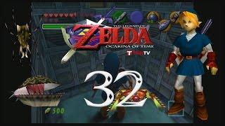 The Legend of Zelda Ocarina Of Time #32: Temple de l'Eau P4