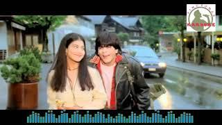 ZARASA JHOOM LOMEIN Hindi karaoke for Male singers with lyrics (ORIGINAL TRACK)