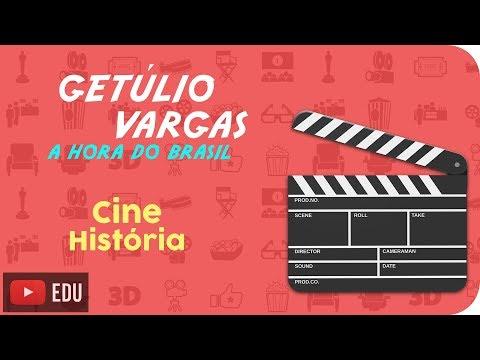 Getúlio Vargas na rádio | Programa Hora do Brasil