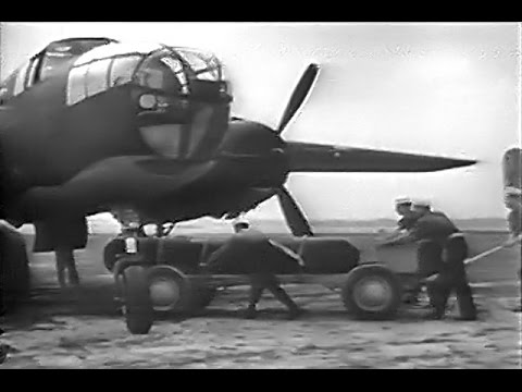 Deploying Mines at Sea from Aircraft in World War 2