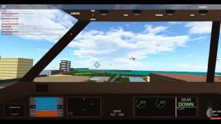ROBLOX: A Place With Airliners: Allegiant (AAY) MD80 Flight 1193