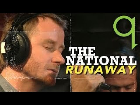 The National perform Runaway live in Studio Q