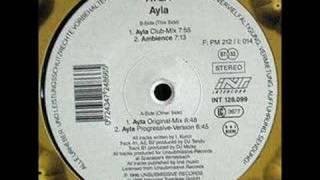 Ayla Ayla original vinyl mix