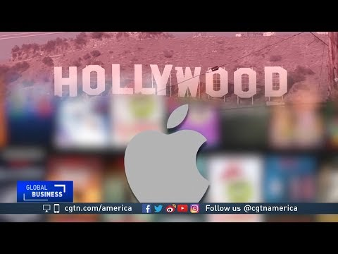 Apple takes on television to compete with streaming service giants