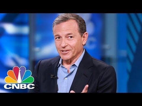 Disney vs. Netflix: Earnings And Original Content | CNBC