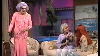 Bea Arthur on Dame Edna's Hollywood
