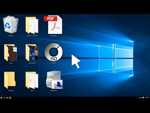 Windows 10 - How To Make Icons Bigger Or Smaller