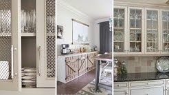 10 DIY Kitchen Cabinets Refacing Ideas