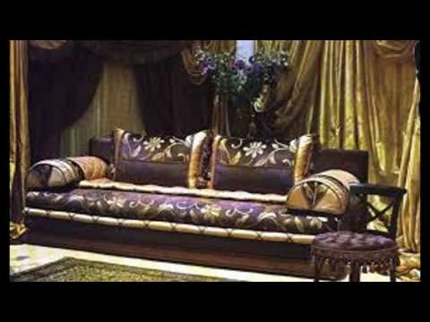 SALON MAROCAIN ORIGENAL - YouTube