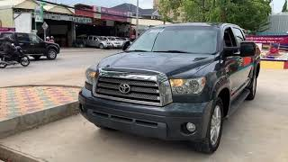 $31500 TOYOTA Tundra 08,sale car in cambodia, car and Vehicles-khmer