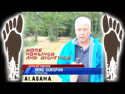 BIGFOOT HOWLING • Alabama Coffee County • More Witnesses
