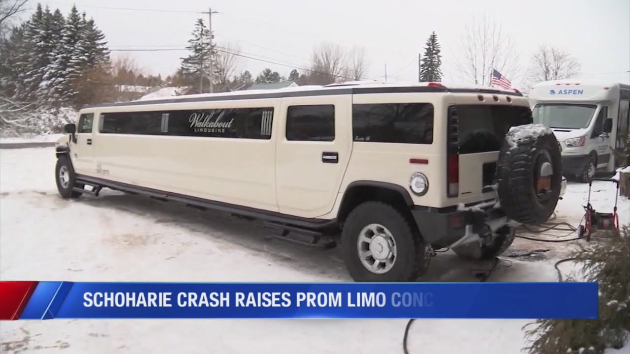 Parents worried about allowing children to rent limos for ...