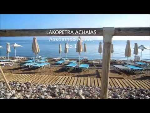 Top 8 beaches in Achaea Peloponnese Greece (Don't turn back