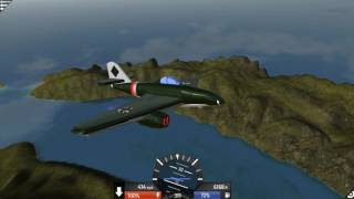 WWII German jets, created, prototype and fictional - SimplePlanes
