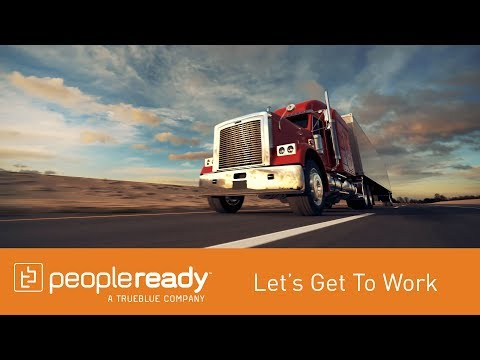 PeopleReady: Let's Get To Work