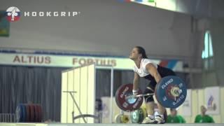 Olga Afanasyeva (69) - 116/145 @ 2015 Russian Championships