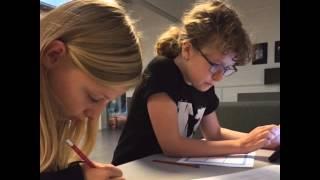Verninge Skole arbejder med Computerspil i Natur Teknologi!