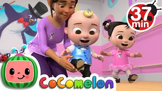 Download Tap Dancing Song + More Nursery Rhymes & Kids Songs - CoComelon Mp3 and Videos