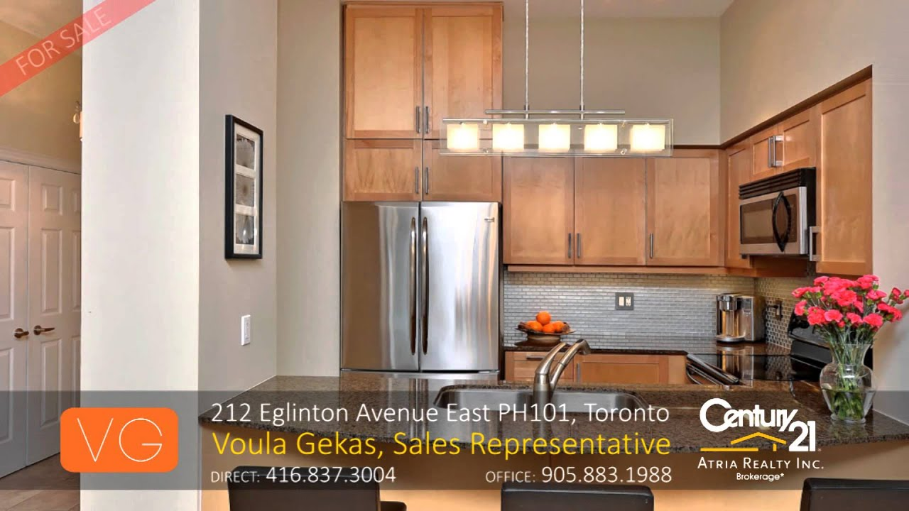 212 eglinton avenue east ph101 toronto condo for sale by voula gekas sales representative