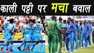 Indian hockey team routed Pakistan by 7-1 on Sunday some 10 miles a...