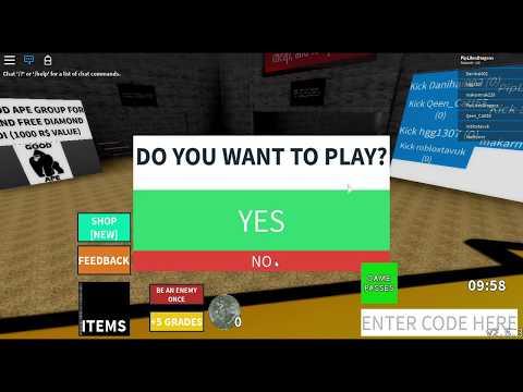 Codes For Baldi Basic Roblox Roblox Codes Baldi 2019 Youtube