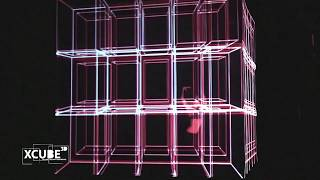 Reel XCUBE3D video mapping 3D - immersive shows