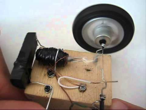 paper clip motor tutorial doovi
