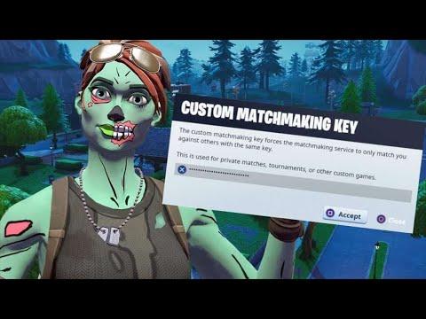 matchmaking ms fortnite