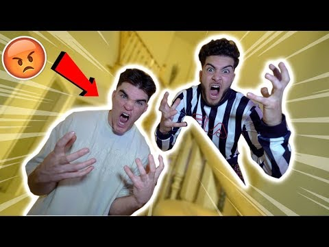 MOCKING My Roommates Until They SNAP! (Greatest Freak Out EVER!!)