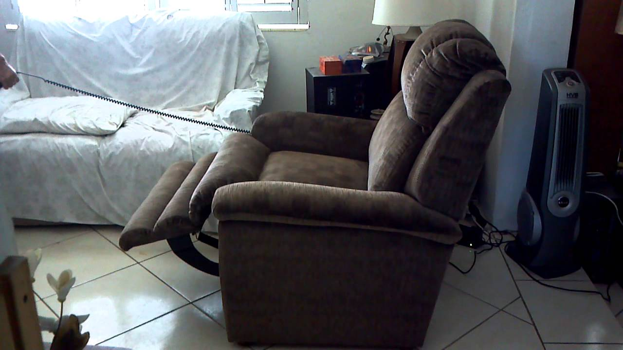 & LAZBOY Clayton Lift Recliner In Action - YouTube islam-shia.org