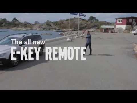 Volvo Penta – New e-Key Remote brings a car-like experience to boats
