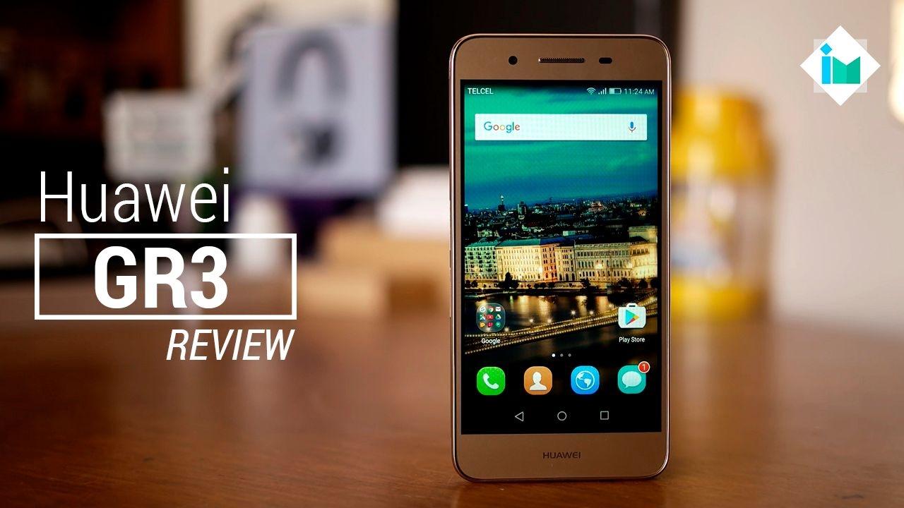 Huawei GR3 - Review en español