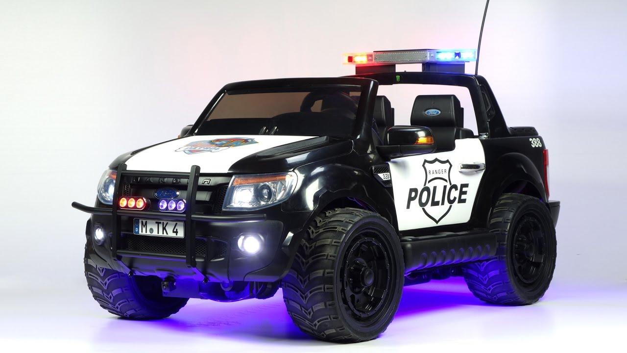 005 Ford Ranger Wildtrak Police Update Youtube
