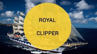 видео Парусник Royal Clipper