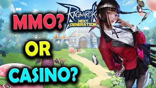 Am I playing a MMO or Casino? Ragnarok Next Gen [RNG] screenshot 3