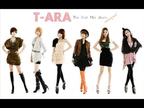 T-ara Absolute 1st Album [RINGTONES] part 1