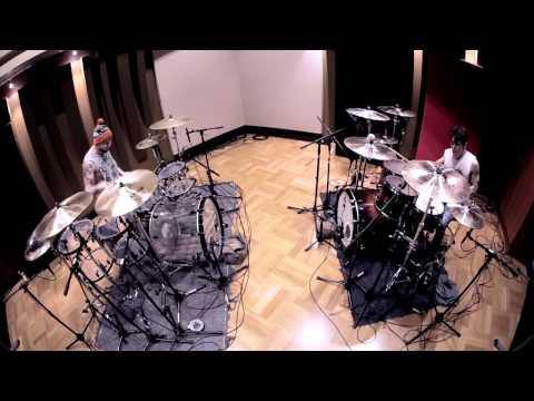 The Amity Affliction - Bondi St. Blues | Matt McGuire & Ryan Burt Drum Cover
