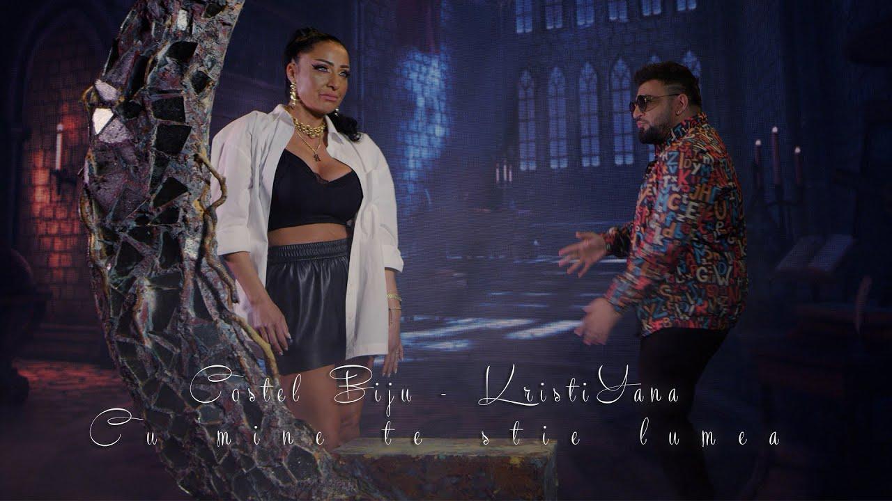 Costel Biju ❌ Kristiyana - Cu mine te stie lumea | Official Video ♫ HIT 2021