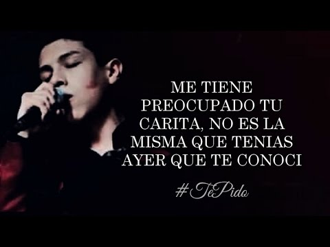 (LETRA) ¨TE PIDO¨ - Cornelio Vega Jr (Lyric Video)