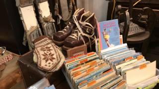 Tennyson Street Warehouse - Antique Shop   Antique & Vintage Sports