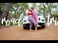 GOING AWAY FOR A GIRLS TRIP | TRAVEL DAY & HOUSE TOUR