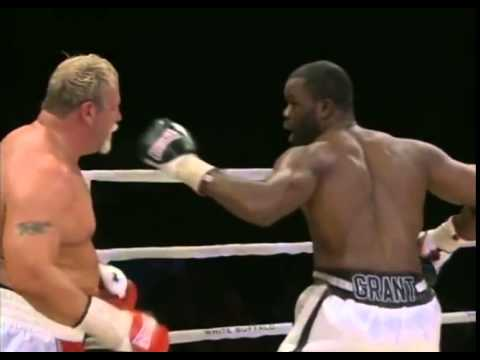 BRUTAL KNOCKOUT! Michael Grant Knocks Out Francois Botha in the 12 round