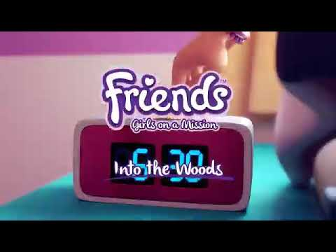 Download Lego Friends: Girls on a Mission - Season 1 Episode 4 ~ Intro the woods