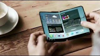 Samsung presenta su nuevo teléfono plegable: Galaxy X