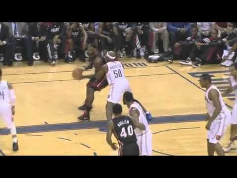 LeBron James MVP & Champion 2012 Mix - All The Way Turnt Up